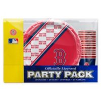 MLB Boston Red Sox Party Pack