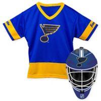 NHL St. Louis Blues Youth 2-Piece Team Uniform Set