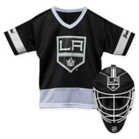 NHL Los Angeles Kings Youth 2-Piece Team Uniform Set
