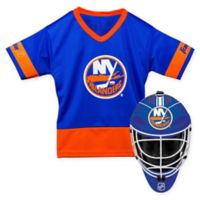 NHL New York Islanders Youth 2-Piece Team Uniform Set