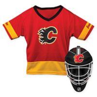 NHL Calgary Flames Youth 2-Piece Team Uniform Set