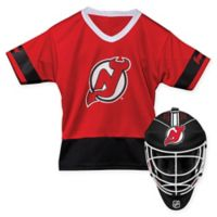NHL New Jersey Devils Youth 2-Piece Team Uniform Set