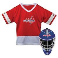 NHL Washington Capitals Youth 2-Piece Team Uniform Set