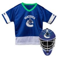 NHL Vancouver Canucks Youth 2-Piece Team Uniform Set