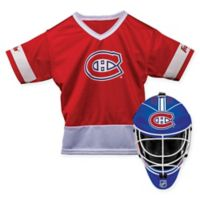 NHL Montreal Canadiens Youth 2-Piece Team Uniform Set