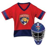 NHL Florida Panthers Youth 2-Piece Team Uniform Set
