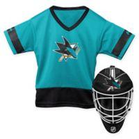 NHL San Jose Sharks Youth 2-Piece Team Uniform Set