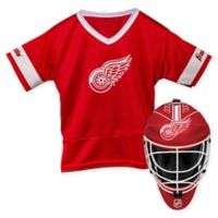 NHL Detroit Red Wings Youth 2-Piece Team Uniform Set