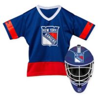 NHL New York Rangers Youth 2-Piece Team Uniform Set