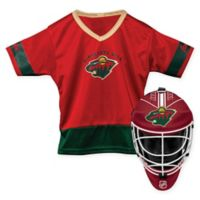 NHL Minnesota Wild Youth 2-Piece Team Uniform Set