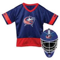 NHL Columbus Blue Jackets Youth 2-Piece Team Uniform Set