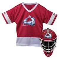NHL Colorado Avalanche Youth 2-Piece Team Uniform Set