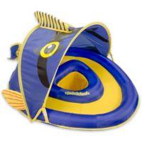 Aqua Leisure® Grow-with-Me SunShade Angel-the-Fish Baby Float
