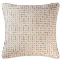 Adalynn European Pillow Sham in Pink
