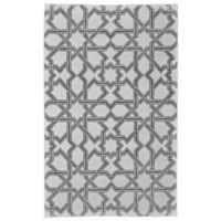 Feizy Granada Arabesque 2-Foot x 3-Foot Accent Rug in Shell