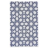 Feizy Granada Arabesque 5-Foot x 8-Foot Area Rug in Atlantic Blue