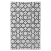 Feizy Granada Arabesque 5-Foot x 8-Foot Area Rug in Shell