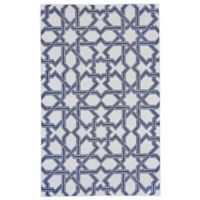 Feizy Granada Arabesque 8-Foot x 10-Foot Area Rug in Atlantic Blue