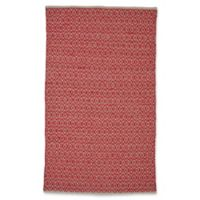 Feizy Norrington 6-Foot x 8-Foot Area Rug in Ruby
