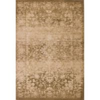 KAS Heritage Serenity 3-Foot 3-Inch x 4-Foot 11-Inch Accent Rug in Beige