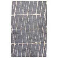 Jaipur Botticino 5-Foot x 8-Foot Area Rug in Grey