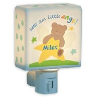 Boy Bear Nightlight in White