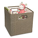 JJ Cole® 11-Inch Storage Box in Greige