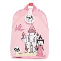 Babymel™ Zip & Zoe Castle Zoe Mini Backpack in Pink