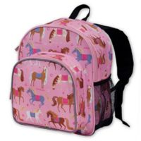 Olive Kids Horses Pack 'n Snack Backpack