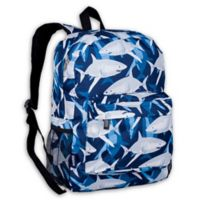 Wildkin Sharks Crackerjack Backpack