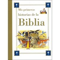 """""""First Bible Stories"""" Book (Spanish)"""