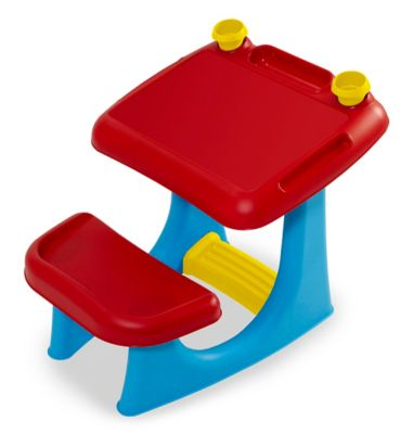 Keter® Sit U0026 Draw Kids Art Table In Red/Blue