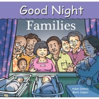 """""""Good Night Families"""" Board Book"""