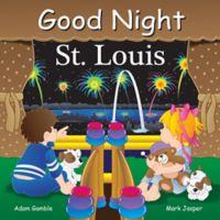 """""""Good Night St. Louis"""" Board Book"""