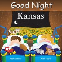 """Good Night Kansas"" Board Book"