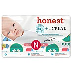 Honest Limited Edition 40-Pack Newborn Diapers in Adventurer Pattern