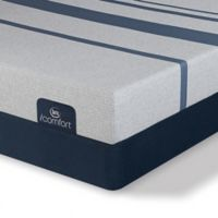 Serta® iComfort® Blue 100 Gentle Firm Split Queen Mattress Set