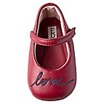 ED Ellen DeGeneres Size 9-12M  Love  Mary Jane in Red