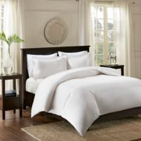 Buy Cotton White Duvet Covers Bed Bath Beyond