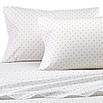 Peri Home Stars Standard Pillowcase in Taupe