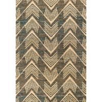 KAS Barcelona Ravello 2'7 x 4'11 Accent Rug in Grey