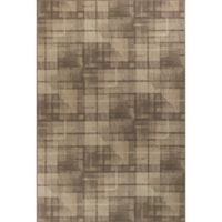 KAS Tahoe Twill 3-Foot 3-Inch x 4-Foot 11-Inch Accent Rug in Natural