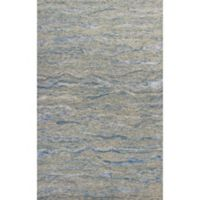 KAS Serenity Breeze 7-Foot 6-Inch x 9-Foot 6-Inch Area Rug in Ocean