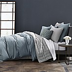Wamsutta® Vintage Cotton Cashmere King Duvet Cover in Dusty Blue