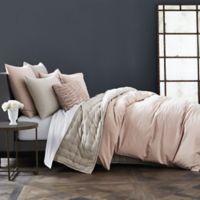 Wamsutta® Vintage Cotton Cashmere King Duvet Cover in Rose