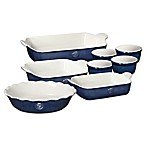 Emile Henry 8-Piece Ceramic Bakeware Set in Twilight