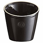 Emile Henry 5.5-Inch Utensil Pot in Charcoal