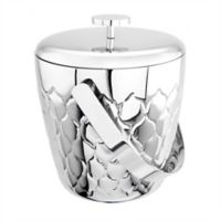 "Old Dutch International ""Avante"" Stainless Steel Double Wall Ice Bucket"