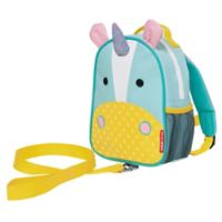 SKIP*HOP® Unicorn Zoo Safety Harness Backpack