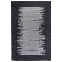 Fab Habitat Bryce 6-Foot x 9-Foot Area Rug in Charcoal